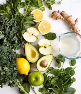 fruits and vegetables - pure micronutrients.